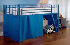 Sweet Dreams Razzle Twinkle Blue Single Midi Mid Sleeper Kids 3ft Bed Frame