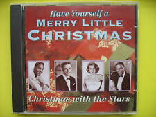 V/A-HAVE YOURSELF A MERRY LITTLE CHRISTMAS. CD ALBUM. CROONERS. 20 TRACKS. EX
