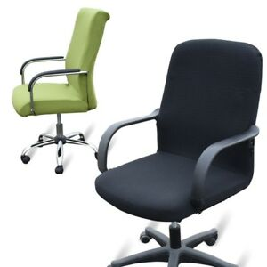 Computer Office Rotating Chair Cover Stretch Slipcover Protector ehd015