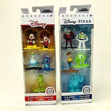 Jada 10 Die Cast Metal Collectable Figures Disney Pixar Monsters Inc Toy Story