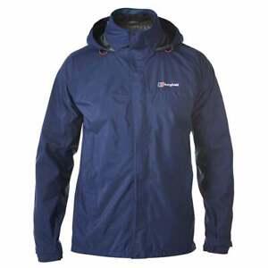 Berghaus Light Hike Hydroshell Waterproof Men's Jacket NEW RRP £130