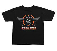 boys t-shirt Dodge Hemi design 2 4 6 8 10 dodge kids t-shirt youth tee shirt