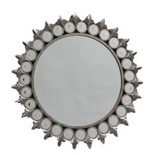 Unbranded Antique Style Metal Frame Decorative Mirrors