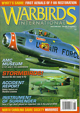 Warbirds Magazine May 2005 Me 262 Stormbird Tiger Moth Sabre F-86 C-121 C-124