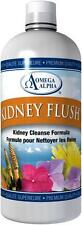 Kidney Flush 500 ml - Omega Alpha Pharmaceuticals, Human Kidney Cleanse Formula