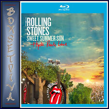 THE ROLLING STONES - SWEET SUMMER SUN - HYDE PARK LIVE  *BRAND NEW  BLU-RAY  *