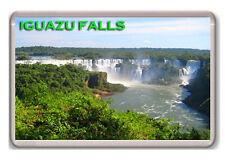 IGUAZU FALLS FRIDGE MAGNET SOUVENIR NEW IMÁN NEVERA