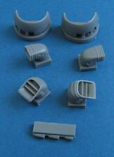 Pavla U72137 1/72 Resin BAe Harrier GR.9 engine intakes + exhaust nozzles Airfix