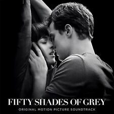 FIFTY SHADES OF GREY - MOTION PICTURE SOUNDTRACK CD