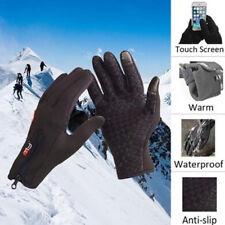 Cn _ Ganzer Finger Radsport Antirutsch Ski-Winter MTB Fahrrad Touch Screen Glove