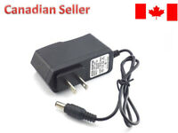 POWER SUPPLY ADAPTER CHARGER FOR LED STRIP LIGHT CCTV CAMERA (12V) 500mA