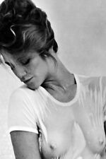 Marilyn Chambers Rabid Wet T-Shirt Revealing Sexy In Shower 11x17 Mini Poster
