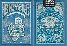 Bicycle Jules Verne Playing Cards – Limited Edition – Sealed