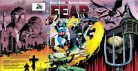 GHOST RIDER CAPTAIN AMERICA FEAR NM, Prestige Format, Marvel Comics 1992