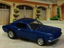 1st Model Year 1964-1/2 Ford Mustang Hard Top REST MOD Coupe 1/64 Scale Ltd UU8