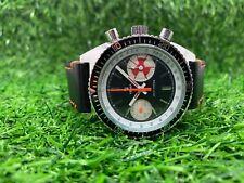 Vintage Yema Sous Marine Big Eye Chronograph Men's Watch Valjoux 7733 - RARE