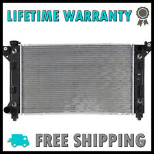 1862 Radiator Grand Caravan Grand Voyager Town and Country 2.4 L4 3.0 3.3 3.8 V6