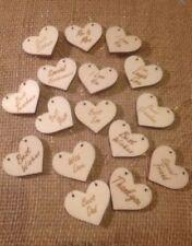 Little Heart Sign & Gift Tags / Wedding / Mum / Dad / Teacher/Mr & Mr / Mrs& Mrs