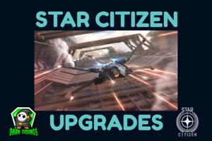 Star Citizen SCORPIUS Upgrades - RSI SCORPIUS CCU Ship Upgrade
