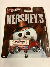 Hot Wheels 2011 Hershey's Mounds '51 GMC C.O.E. NEW Mattel Car Metal Real Riders