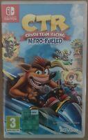 Nintendo Switch-Crash Team Racing Nitro Fueled-versione Italiana ufficiale