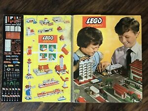 1960's Vintage Lego Assorted Rare Items