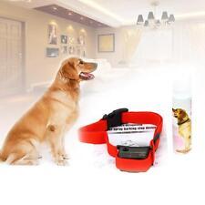 Pet Dog Citronella Spray Bark Control No Bark Collar Pets Stop Barking Training