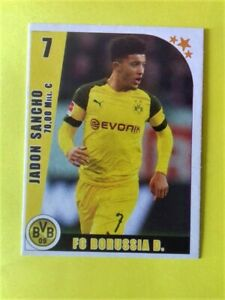 Jadon SANCHO Borussia Dortmund  MVP Players 2019  PLIVAC