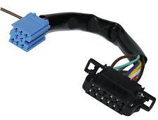 Cable adaptador cambiador de CD-mini ISO 8pin para Audi VW Volkswagen Seat Skoda