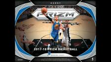 2017-18 Panini Prizm Prizms Blue VETS/RC's PICK A CARD/COMPLETE YOUR SET