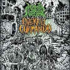 Nuclear Holocaust - Overkill Commando [CD]