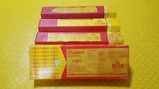 Castolin Spezialelektroden, 4 Packungen, originalverpackt