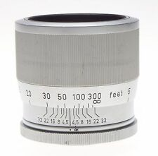 LEICA COOED Short Helicoid Focusing Mount for Visoflex chrom version clean cond.
