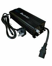 More details for 600w electronic dimmable digital grow light ballast hps 250w 400w 600w swiftair