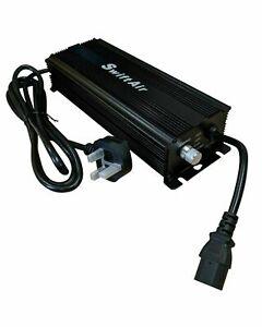 600w Electronic Dimmable Digital Grow Light Ballast HPS 250w 400w 600w Swiftair