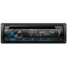 Pioneer DEH-S4250BT Single DIN CD Player USB AUX Bluetooth Car Stereo Receiver