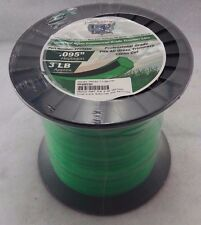 3lb .095 Commercial String Trimmer Line HEPTAGON Shape