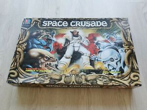 Space Crusade The Ultimate Encounter Believed To Be Complete Boxed Clean