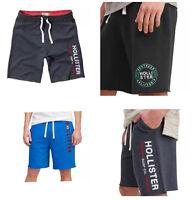 New Hollister by Abercrombie Men Sweat Shorts Athletic Gym Fleece Jogger XS-XXL