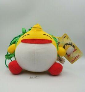 """Puyo Puyo B1405 Banpresto 1996 Plush 5.5"""" TAG Stuffed Toy Doll Japan"""