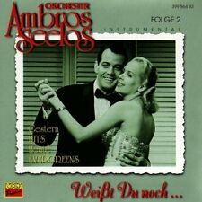 Ambros Seelos (Orch.) Weißt du noch..2 (1996, Koch) [CD]