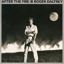 ROGER DALTREY - AFTER THE FIRE / IT DON'T SATISFY ME. (UK, 1985, 10 RECS. TEN 69