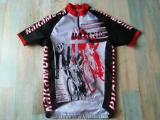 * MAILLOT CYCLISTE VELO NAKAMURA RACING TAILLE M/3 TBE
