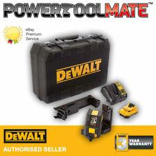 Dewalt DCE088D1G 12.0v Self Leveling Cross Line Green Laser - 1x 2.0Ah Battery