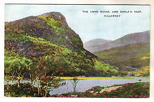 More details for long range and eagle's nest - killarney photo postcard c1930s