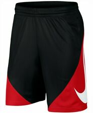 "Nike Men's Dry 11"" Basketball Shorts, Red/Black M $35"