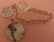 "By Serena Williams Bracelet Charms Serena Williams Bracelet ""Wit Artwork Donated"