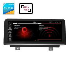 "BMW 1er F20/F21 10.25"" Touchscreen Android 9.0 Navi GPS USB WLAN 1920x720px"