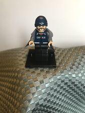 DC Universe Custom Lego Suicide Squad Movie Captain Boomerang Minifigure, New