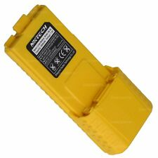 NKTECH 3800mAh Extended Battery For BaoFeng UV-5R Plus V2+ BF-F8HP TYT TH-F8 YE